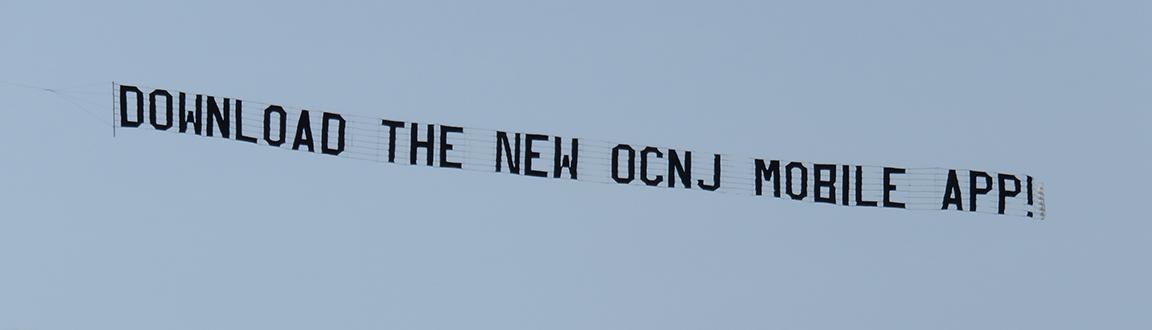 aerial advertising ocean city new jersey shore